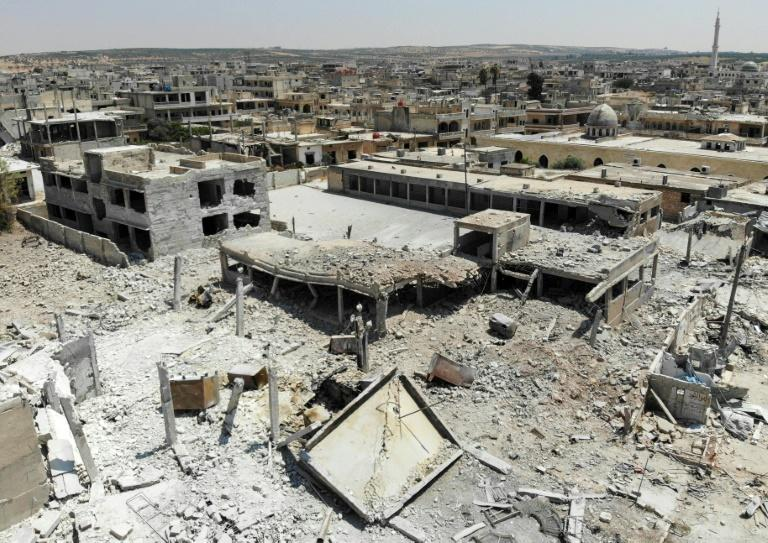 Damascus to let civilians flee rebel-held Idlib