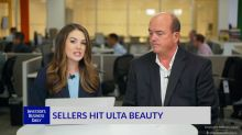 Sellers Hit ULTA