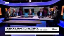 France's Topsy-Turvy Election: Uncertain outcome as insurgents blow away old guard (part 2)