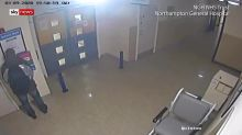 Police seek hospital hand sanitiser thief