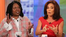 Whoopi Goldberg and Jeanine Pirro have different versions of 'View' fight