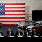 Trump threat of auto tariffs opposed by auto industry, Republicans