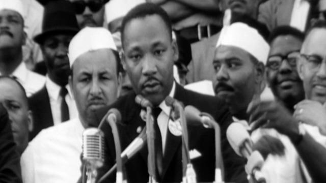 Martin Luther King: I have a dream speech Pt1