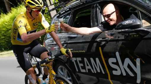 Froome boss Brailsford vows to win Tour again in 2017