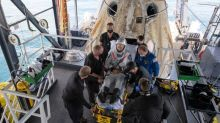 'It came alive:' Astronauts recount wild ride home on SpaceX's Crew Dragon