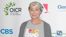 Shannen Doherty in remission from breast cancer