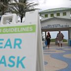 Florida breaks single-day COVID-19 cases record