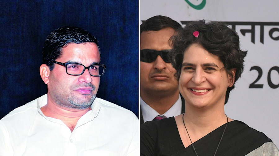 'Most Awaited Entry': Prashant Kishor on Priyanka's Appointment