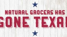 """Natural Grocers launches """"Natural Grocers Has Gone Texan"""" campaign supporting Texas-based companies and consumers"""