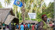 New Bougainville president eyes quick steps toward independence