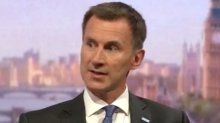 Businesses should stop warning about negative impact of Brexit, says Jeremy Hunt