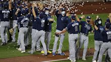 Rays clinch first AL East title since 2010, Bieber shines