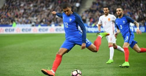 Foot - U20 - CM - Kylian Mbappé sera dans la pré-liste des Bleuets pour la Coupe du monde U20, pas Ousmane Dembélé