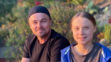 Leonardo DiCaprio calls Greta Thunberg 'a leader of our time' in new Instagram post