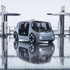 Jaguar Land Rover debuts electric urban mobility concept vehicle with plans for 2021 pilot