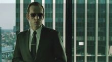 Hugo Weaving is 'befuddled' by the alt-right misinterpreting 'The Matrix'