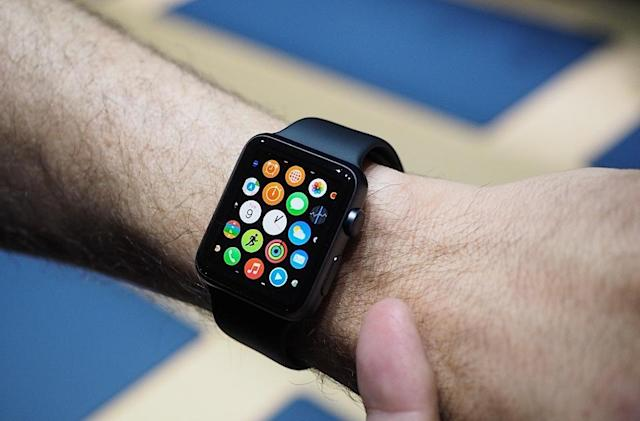 We got our hands on the Apple Watch