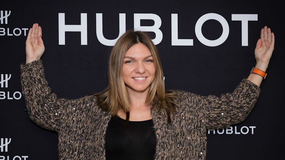 Halep excited for Serena Williams' 2018 return