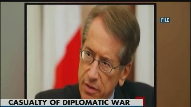 Italian foreign minister Giulio Terzi quits over decision to send marines back to India