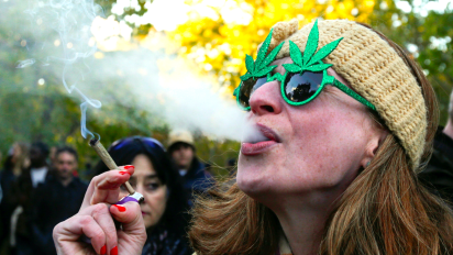 'Once-in-a-lifetime' chance to invest in US weed