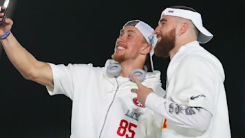 Kittle or Kelce? Gronk settles the TE debate