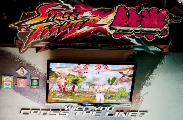 'Tekken X Street Fighter' is on hold for now