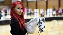 Hobby-horsing craze in Finland manifestation of girl power