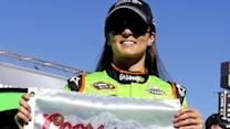 Danica Patrick Wins Pole Position at Daytona 500