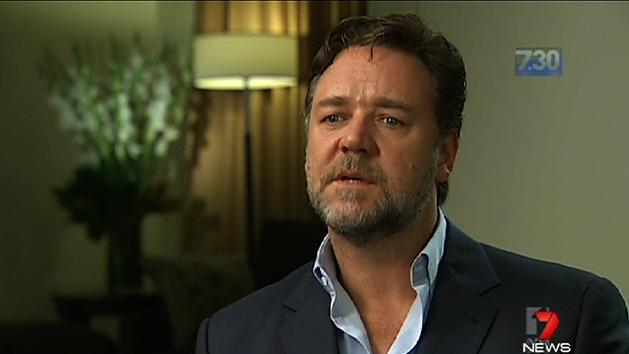 Russell Crowe explains PM support