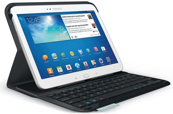 Logitech unveils two folio cases for Galaxy Tab 3 owners
