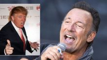 Bruce Springsteen releases Donald Trump protest song 'That's What Makes Us Great'