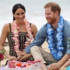 Royal tour: Meghan Markle says it's 'freeing' to be off social media