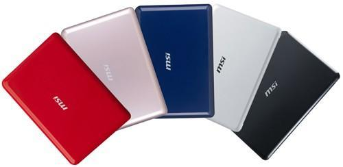 MSI debuts Atom N280-equipped Wind U100 PLUS netbook