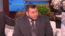El guardia de seguridad hispano que enfrentó al atacante de Las Vegas habla por primera vez tras la masacre