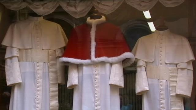 Papal Conclave: First Big Meeting