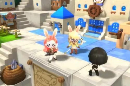 See MapleStory 2's bubbly 3-D in action