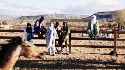 Tuareg rock rebels Tinariwen brings their Sahara sound to Malaysia