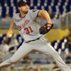 Nationals' Scherzer on 10-day DL