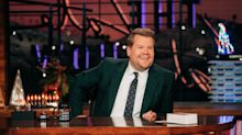 James Corden says 'lunatic' Donald Trump and 'his crazy army' have hijacked US