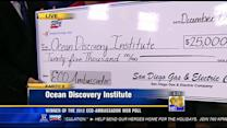 Ocean Discovery Institute: Winner of 2012 Eco-Ambassador web poll