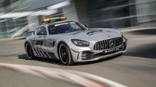 Mercedes reveals the most powerful official F1 Safety Car ever