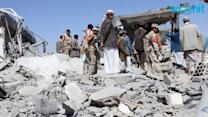 Airstrike Hits Refugee Camp in Yemen, Killing 21: Report