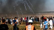 Israel soldier killed by Palestinian gunfire on Gaza border: army