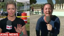 CNN Reporter Left in Tears After Florida School Shooting Victim's Mother Begs Trump to 'Do Something'