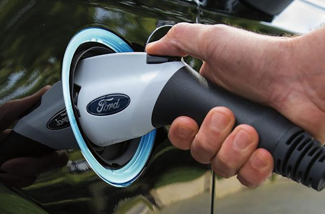 Ford is investing $850 million to build EVs in Michigan