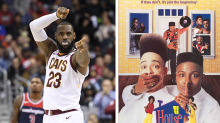 LeBron James is bringing us a new version of 'House Party'