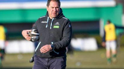 Rugby - AUS - Australie: Dave Rennie veut Petrus du Plessis dans son staff