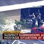 Police: 5 fatally shot inside Florida bank, suspect arrested