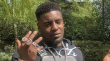 British rapper Mist shot during armed robbery