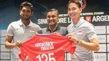 Better international friendlies will help lift Singapore football's standards: Hariss